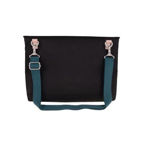 DOUGHNUT JUNGLE 13'' LAPTOP SLEEVE - BLACK X DENIM