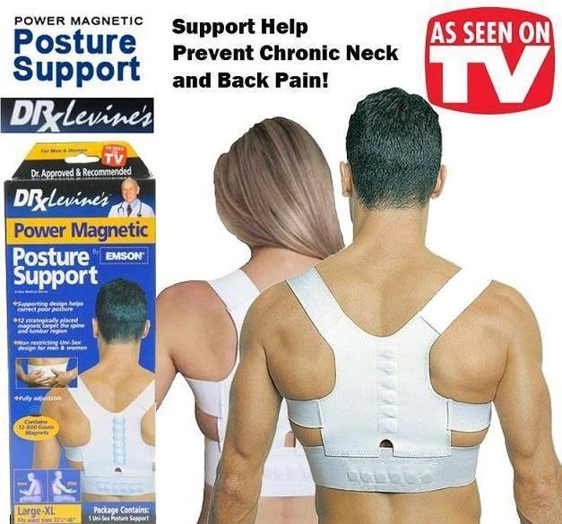 Dr Levine's Power Magnetic Posture Sport/Support