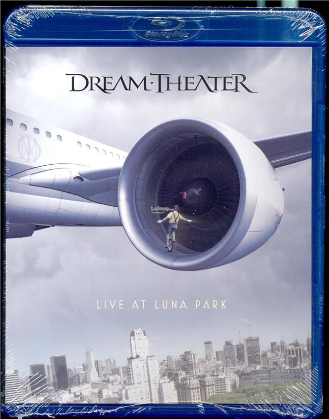 Dream Theater - Live At Luna Park - New Blu-Ray