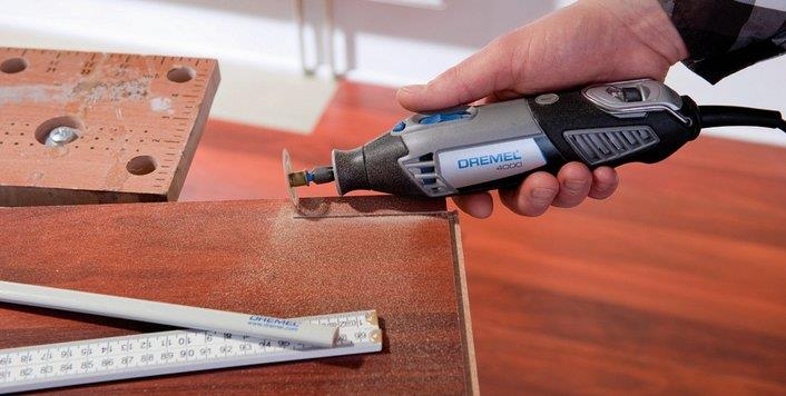 Dremel 4000-6/128 Platinum Edition Ultimate Rotary Multi-Tool