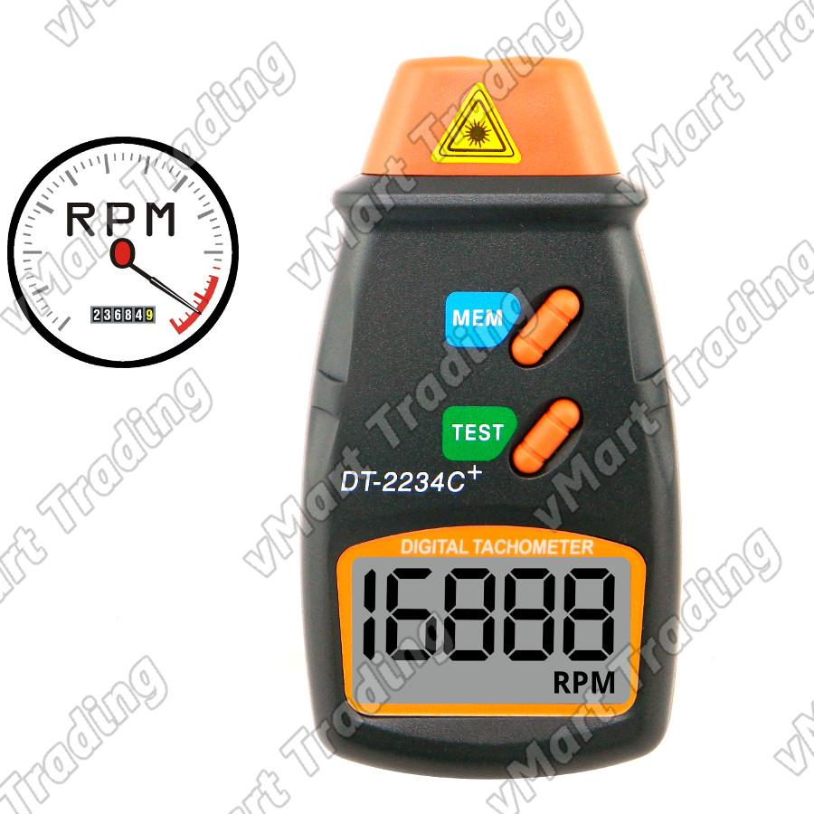 DT-2234C+ Non-contact Type Tachometer