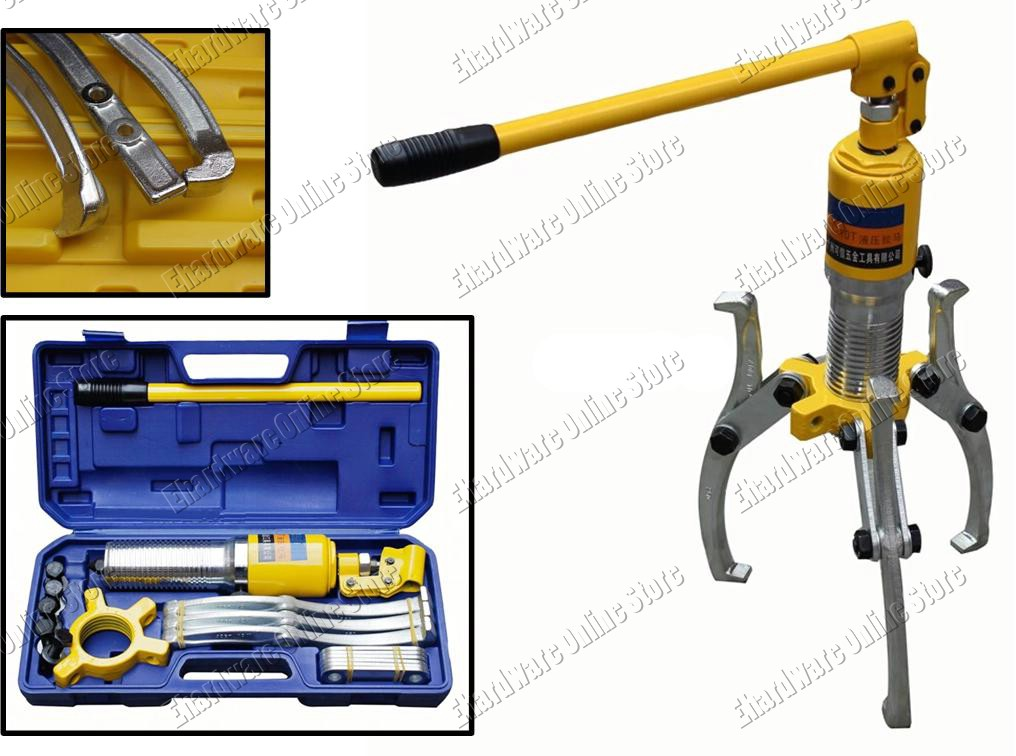 Licota Gear Puller : Dual function or jaw hydraulic g end am