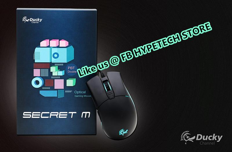 DUCKY SECRET M RGB GAMING MOUSE