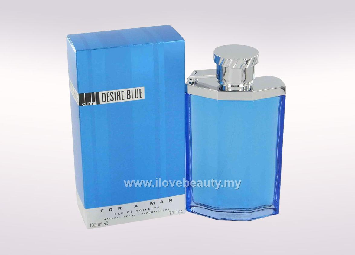 DUNHILL DESIRE BLUE - MEN EDT 100ml *** ORIGINAL PERFUME ***