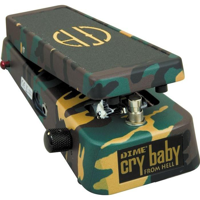 Dunlop DB01 Dime Crybaby Wah Pedal