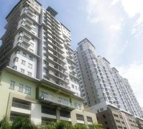 E-Tiara Serviced Apartment for rent, Furnished, SS 16, Near Empire