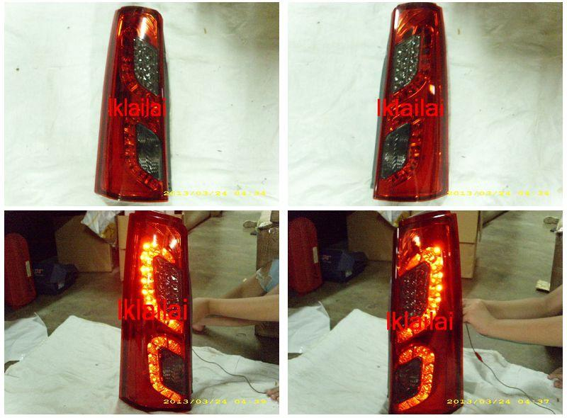 Eagle Eyes Toyota Avanza '06-10 LED Tail Lamp RED/Smoke