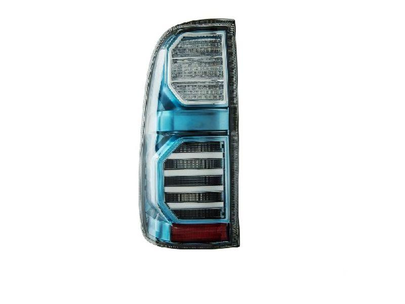 EAGLE EYES Toyota Hilux Vigo 05-13 Blue Face LED Tail Lamp