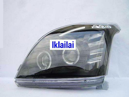 EAGLE EYES TOYOTA PRADO FJ120 '03 LED Projector Head Lamp [HL-057]