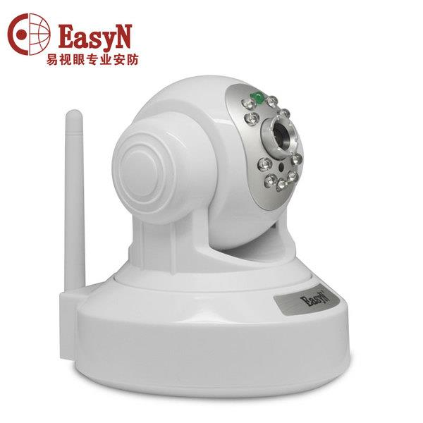 EASYN IP CAMERA / ROTABLE / NIGH VISION / TF RECORD