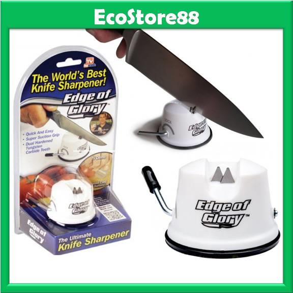 Edge of Glory Knife Sharpener - As Seen On TV