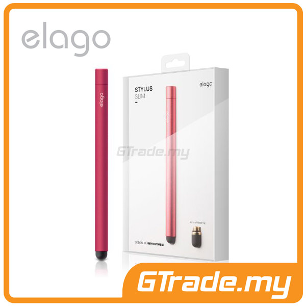 ELAGO Stylus Slim | Apple iPhone 5S 5C 5 iPad Air Mini Retina- Pink
