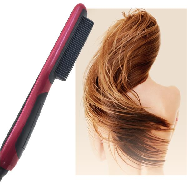 ELECTRIC HAIR STRAIGHTENER HAIR COMB