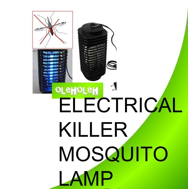 Electrical Mosquito Pest Killer Lamp Repeller With Light