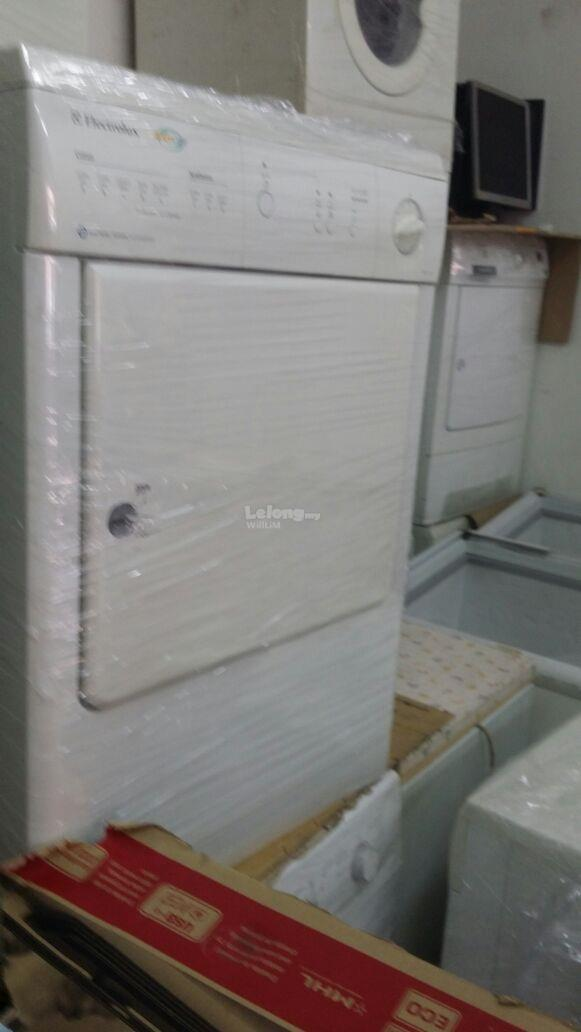Electrolux Drying Machine Refurbish Dryer Mesin Kering Automatic