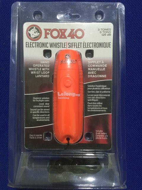 Electronic Whistle FOX 40