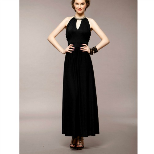 Black dinner dress price, harga in Malaysia