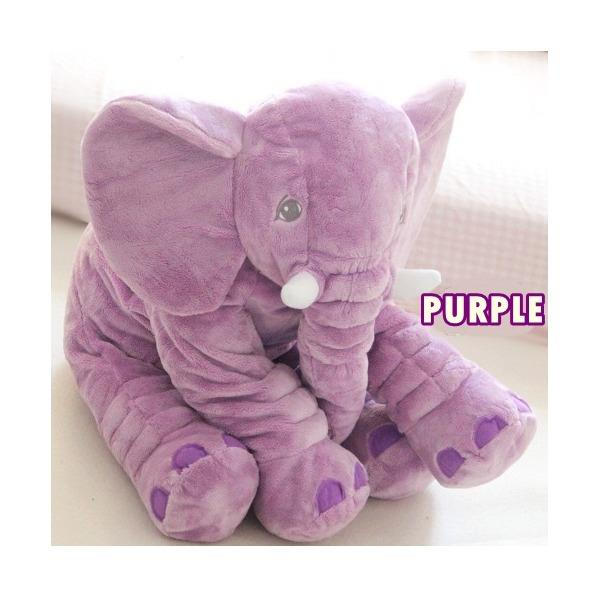 Elephant Sleeping Pillow+Blanket Soft cotton, comfortable material