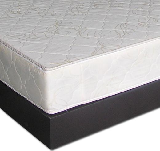 Eliza Bedframe + Sweetdream Rebonded Foam Mattress Queen Bedset