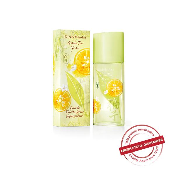 ELIZABETH ARDEN GREEN TEA YUZU EDT WOMEN (100ML)