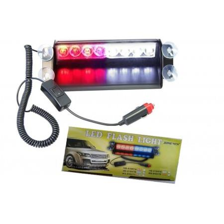 Emergency Car Lights With Super Bright LEDs and Car Charger