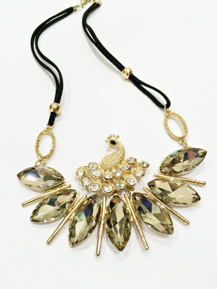 Enchanting Peacock Necklace (Free Shipping)