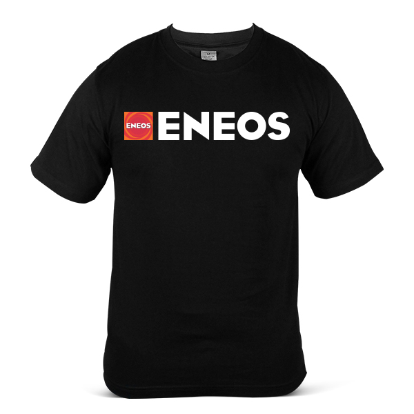 ENEOS Racing Car Motorcycle Bike Engine OIL Fuel Unisex Casual T-Shirt