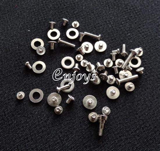 Enjoys: Full Set Screw Screws Replacement Part for iPhone 4 4S ~#NEW#
