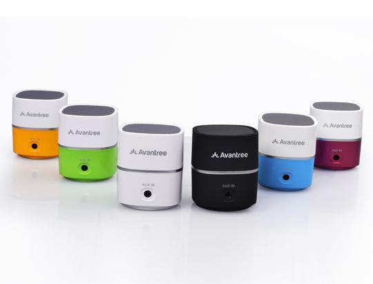 Enjoys: ORIGINAL AVANTREE Pluto Air Hybrid Bluetooth Mini Speaker