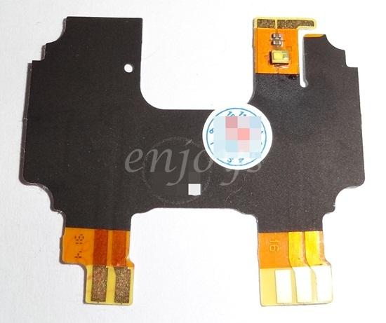 Enjoys: ORIGINAL Flash Light Flex Cable Ribbon Nokia N81 8GB ~##NEW##