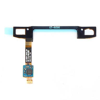 Enjoys: ORIGINAL Keypad Button Ribbon Samsung I9300 Galaxy S III 3