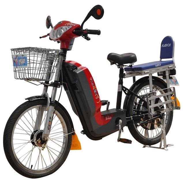 Environmental Save Green Eco Electric Bicycle Heavy Duty Bike 60V