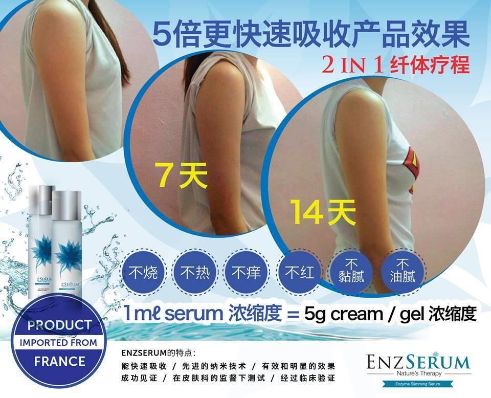ENZ Slimming Serum