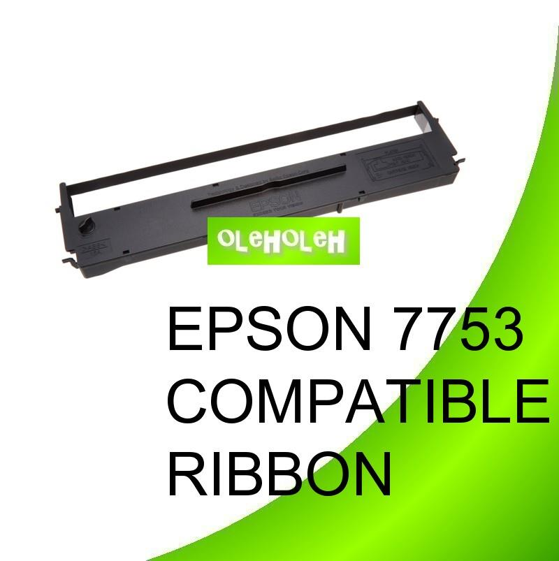 EPSON 7753 Compatible Ribbon
