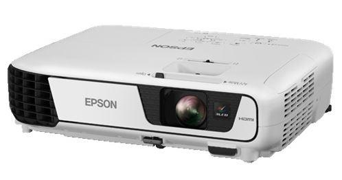 Epson Multimedia LCD Business EB-X31 Projector (V11H720052)