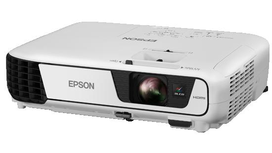EPSON® Projector EB-X31 (Soft Carrying Case with Strap)