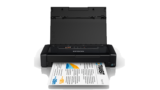 Image result for Epson WorkForce WF-100 Mobile Printer