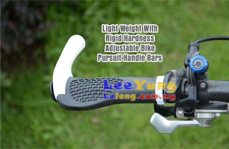 NEW Ergonomic Mountain Bike MTB Bicycle Handlebar Handle Bar Grip