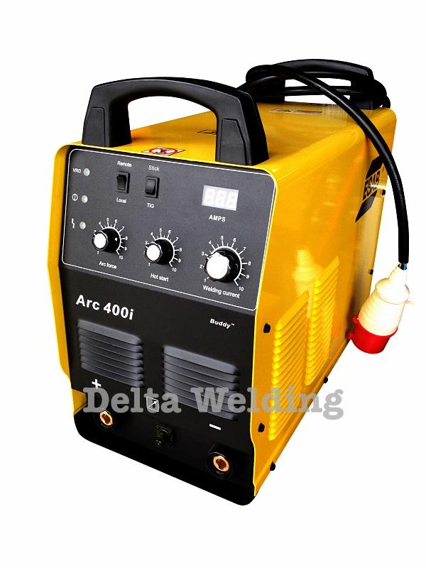 Esab Buddy Arc 400 Inverter Welding Machine  Malaysia Supplier