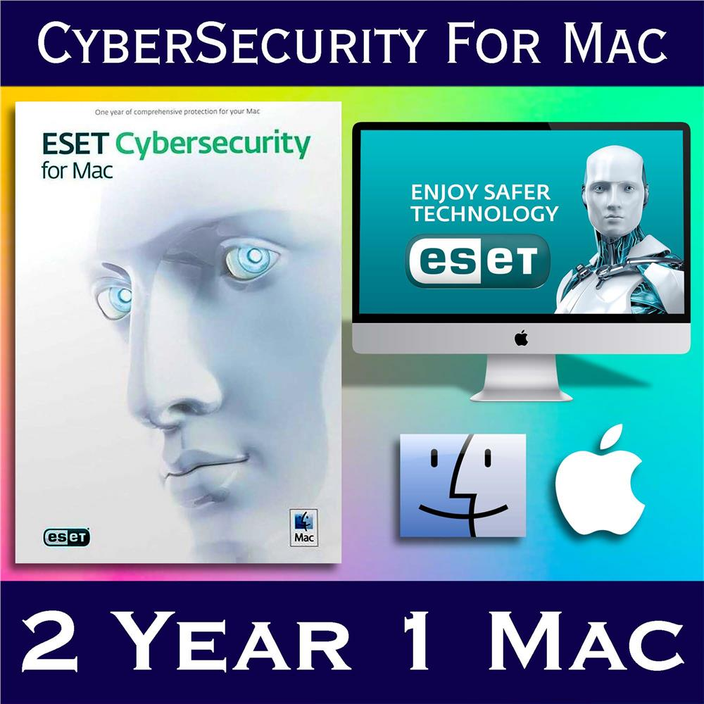 Eset Cyber Security for Mac **** anti virus NOD32 apple ios antivirus