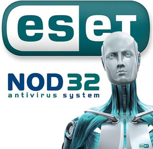 Eset Nod32 antivirus 2016 - 1Year 3PC