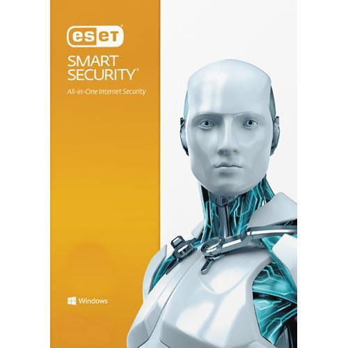 Eset Smart Security 8 / 2015 - 1 Year 3 PC