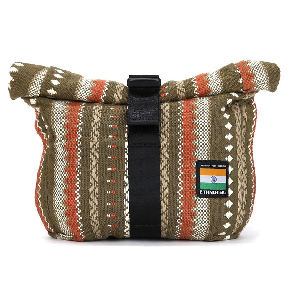 Ethnotek Cyclo Travel Sling / Waist Bag - India 13