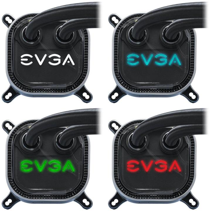 # EVGA CLC 280 - RGB LED Liquid CPU Cooler #