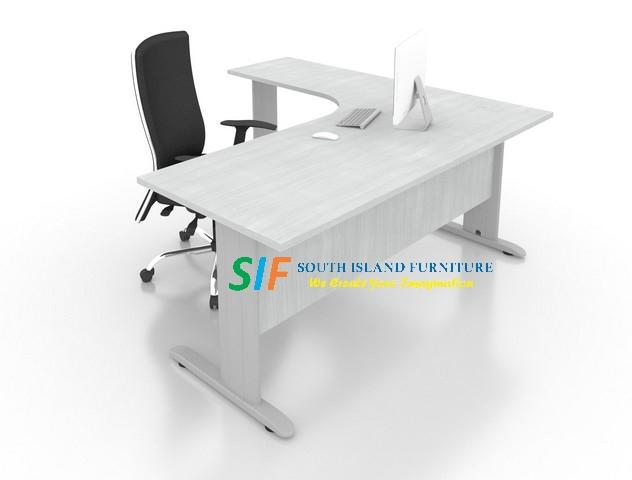 executive table, office table, series DL 1200L x 600D x 1500W x 600D