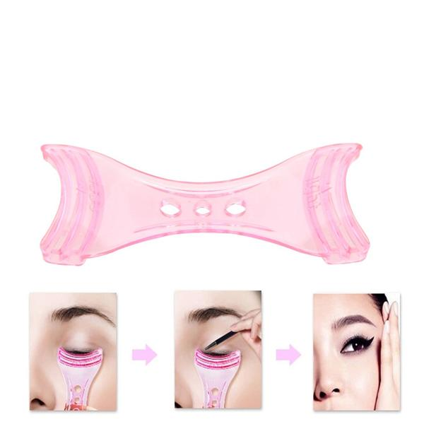 Eyeliner Guide Pencil Template Shaper Assistant Aid Makeup Tool