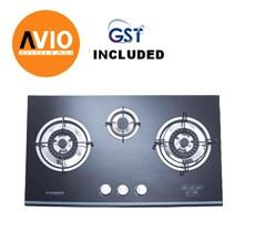 FABER FGH - 223 / 78 BUILT IN Cooker HOB Tempered Glass