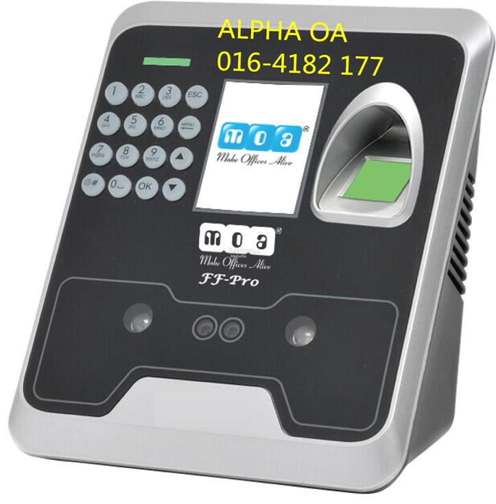 Face / Finger Attendance Machine