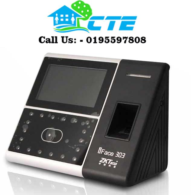 Face Fingerprint Time Attendance iFace303 with CheckTime k