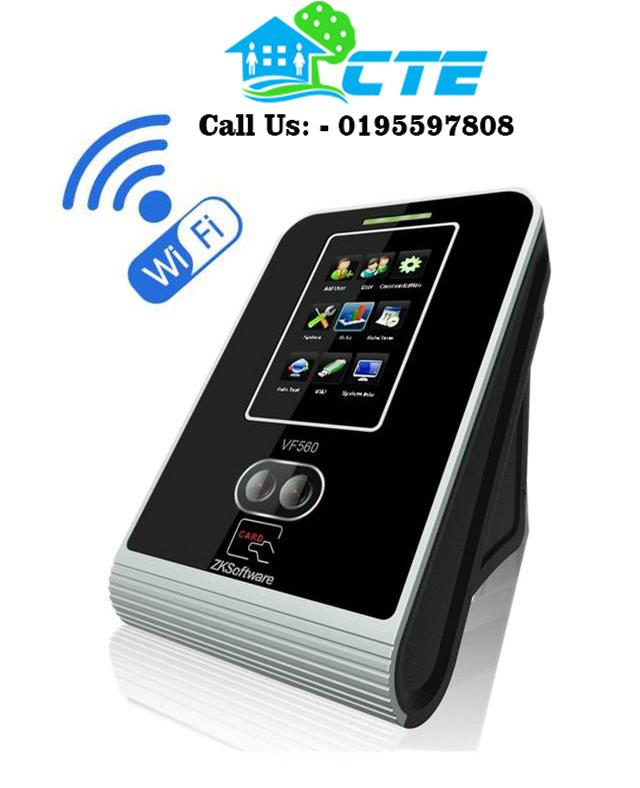 Face ID Door Access Time Attendance system VF560 WIFI k